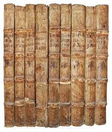 [Foundation of Modern Law] Bartolo, 1580, 10 v