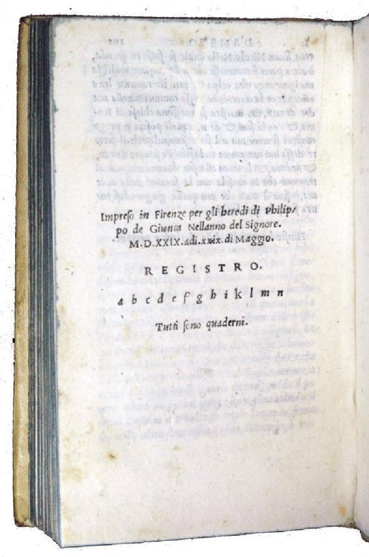 [Florence, Love Novel] Boccaccio, Ameto, 1529 - 6