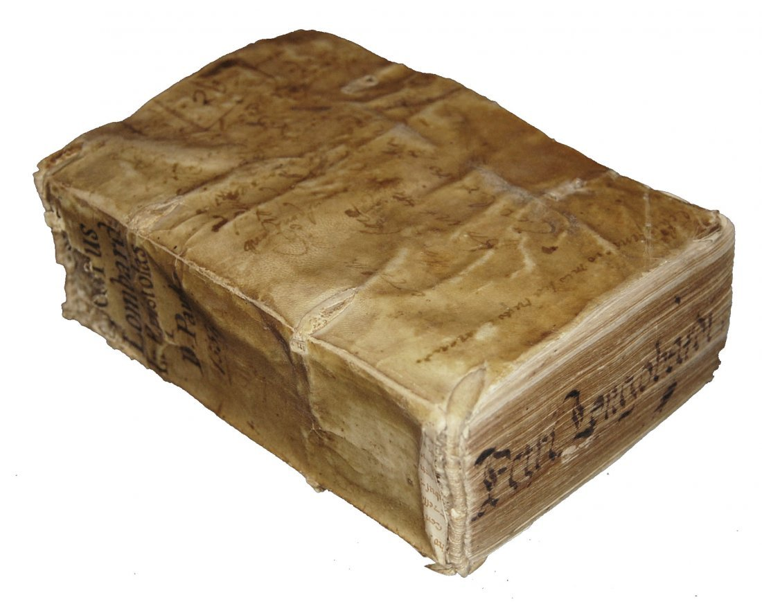 [Epistles, St. Paul] Lombardus, Collectanea, 1537 - 2