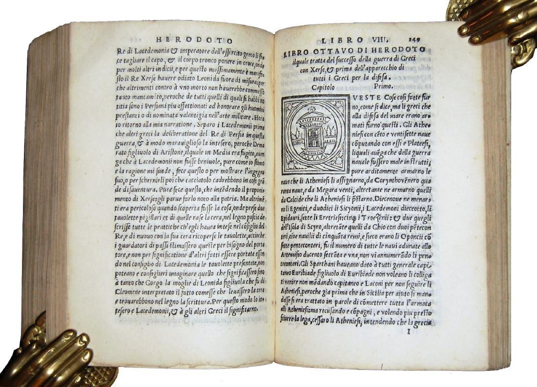[Wars] Herodotus, Guerre dei Greci e dei Persi, 1539 - 5