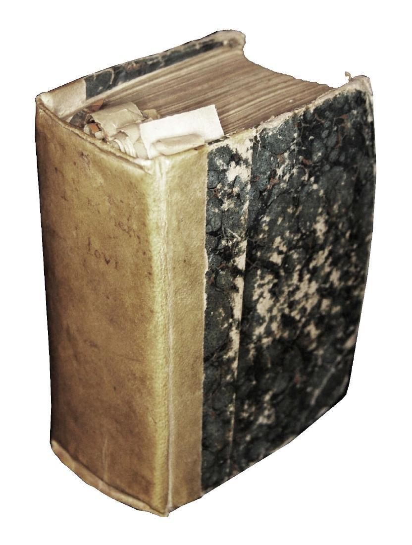 [Holy Books] Testamenti novi, 1548 - 2