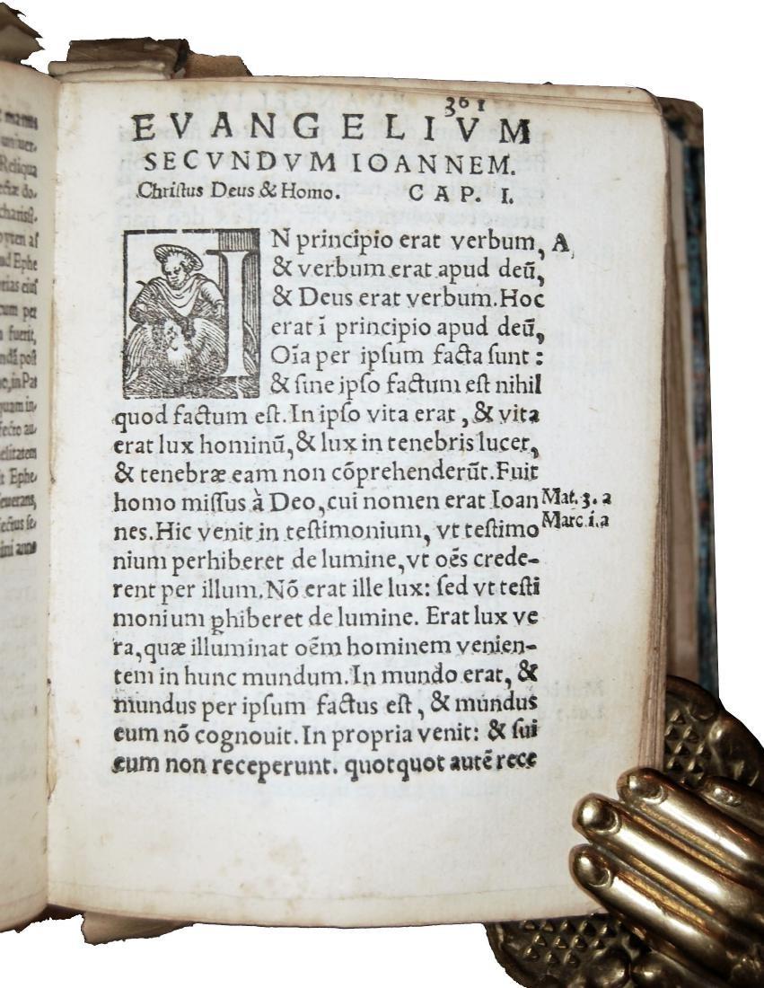 [Holy Books] Testamenti novi, 1548 - 5