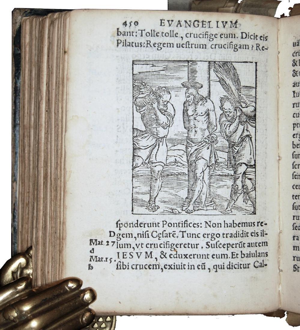 [Holy Books] Testamenti novi, 1548 - 6