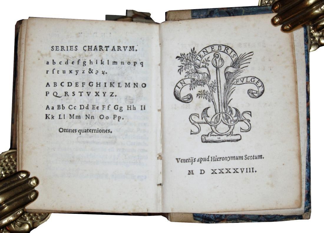 [Holy Books] Testamenti novi, 1548 - 8