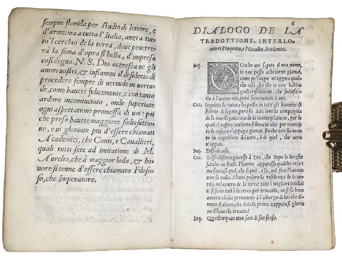 [Art of Translating] Fausto, 1556 - 3