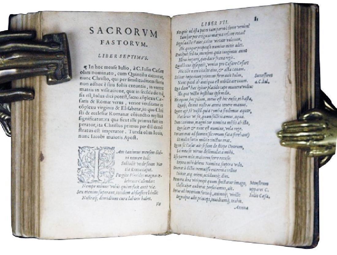 [Renaissance Roman Feasts, Poetry] Fracco, 1559 - 6