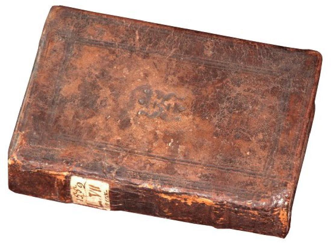 [Renaissance Roman Feasts, Poetry] Fracco, 1559 - 7