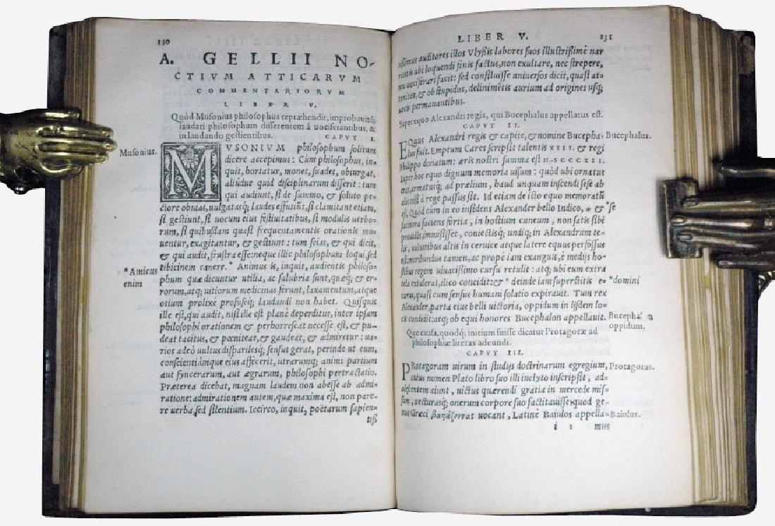[Roman History, Encyclopedia] Gellius, 1560 - 4