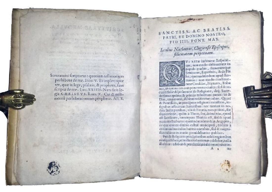 [History, Christ] Nacchiante, 1561 - 3