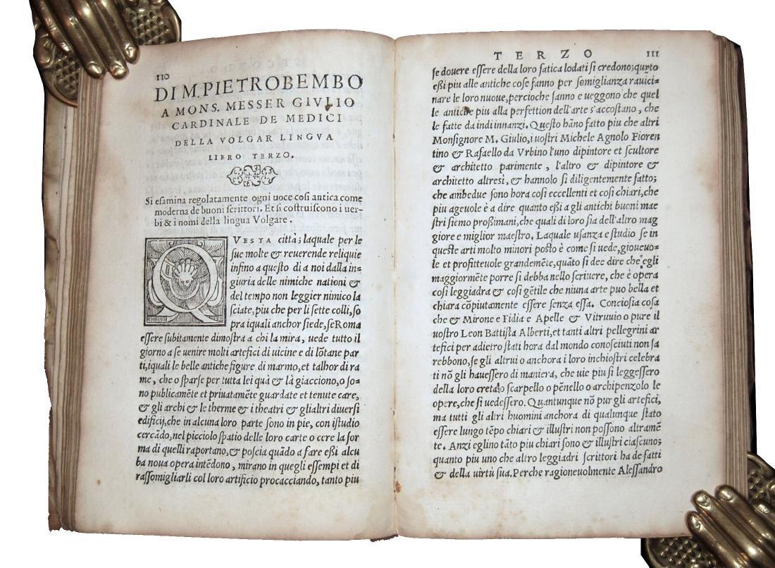 [Italian Language] Sansovino, Osservationi, 1562 - 4