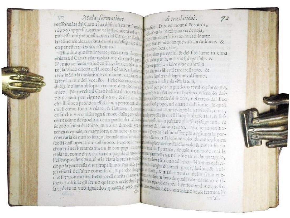 [Literary quarrels, Poetry] Castelvetro, 1573 - 6