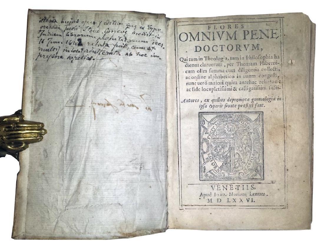 [Philosophy and Theology, Anthology] Hibernicus, 1576 - 3