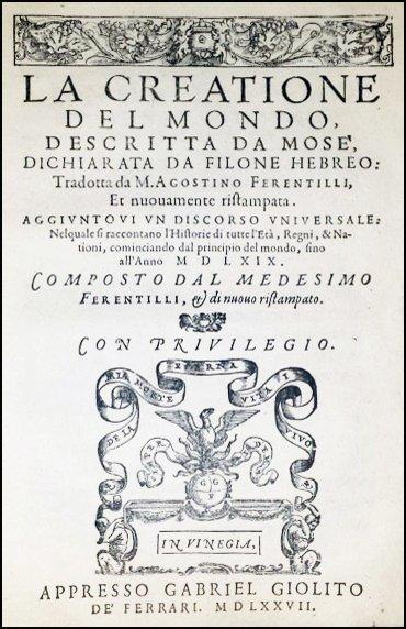 [World History, Explorations] Ferentilli, 1577