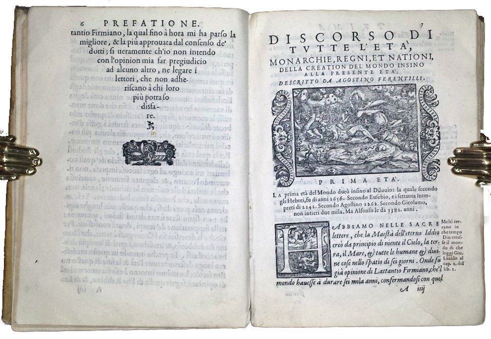 [World History, Explorations] Ferentilli, 1577 - 4