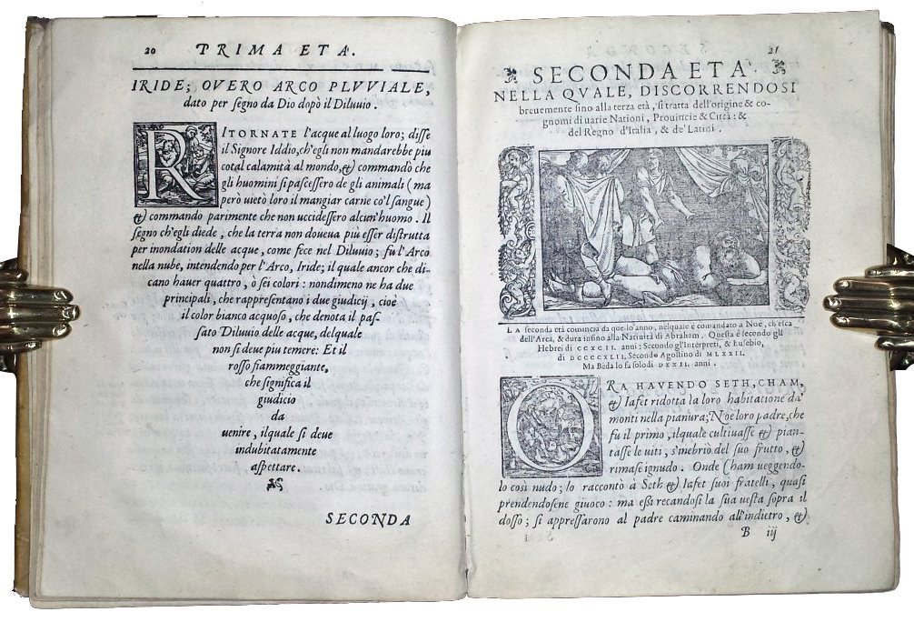 [World History, Explorations] Ferentilli, 1577 - 5