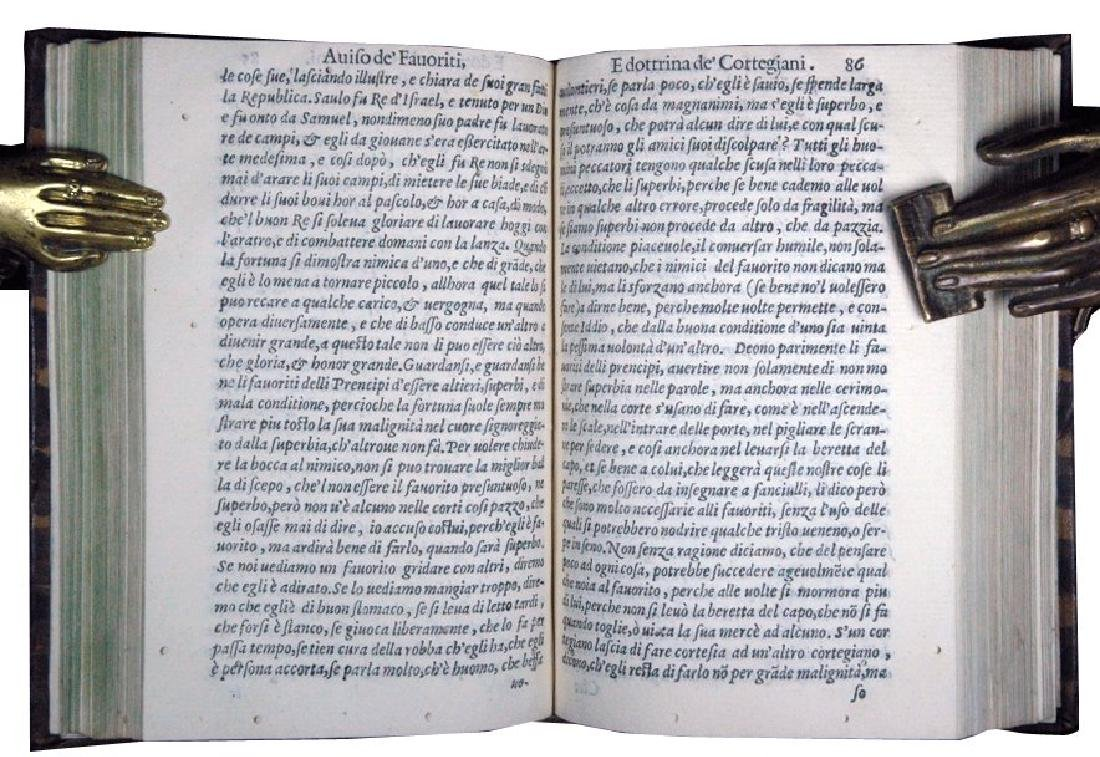[Courtesy Books, Court and Courtiers] Guevara, 1581 - 5