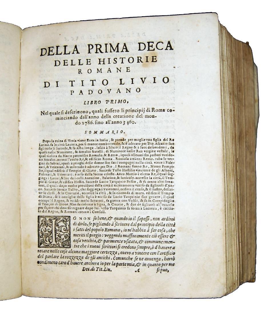 [Roman History] Livius, Deche, 1586, 1st part - 5