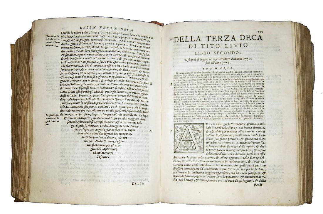[Roman History] Livius, Deche, 1586, 1st part - 6