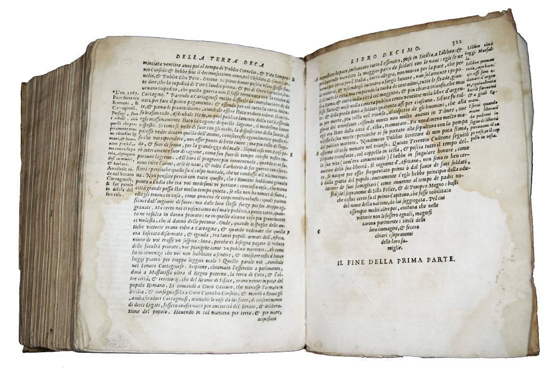 [Roman History] Livius, Deche, 1586, 1st part - 8