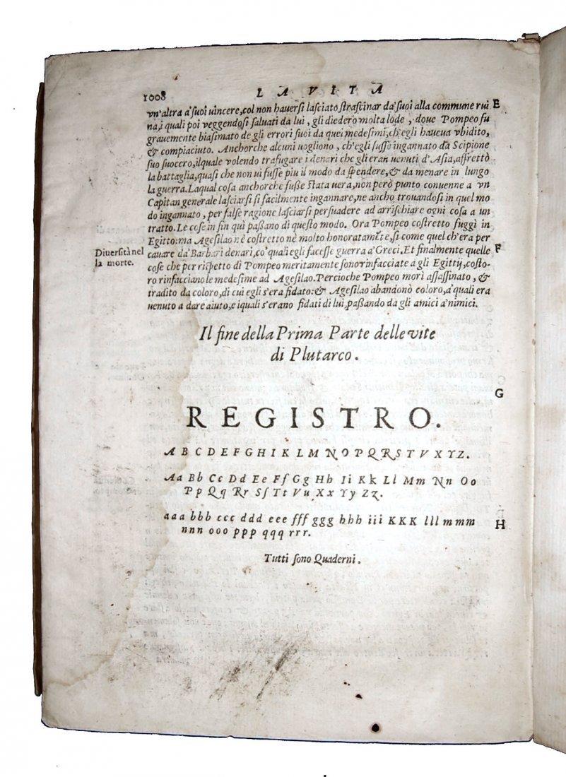 [Biographies] Plutarchus, Uomini illustri 1587 1st part - 6