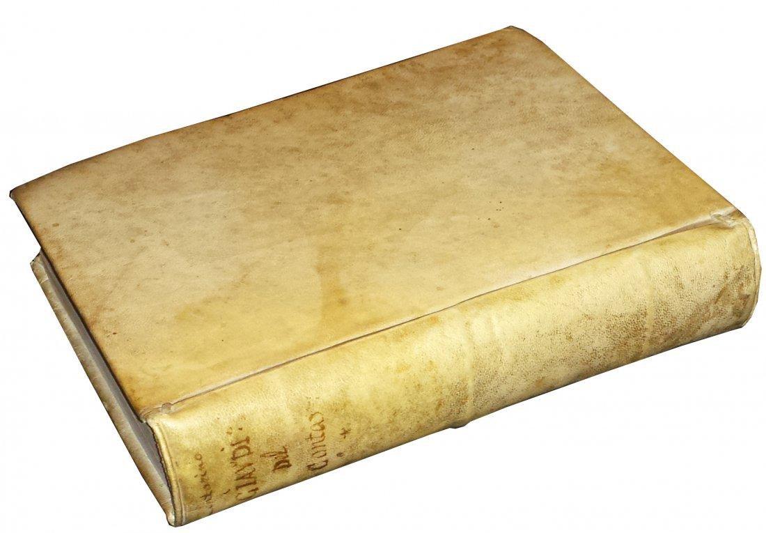 [Anecdotes, Ancient Stories] Contarini, 1589 - 2