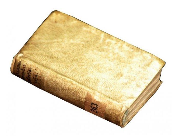 [Gospels, Glossary, Greek, Elzevier] Pasor 1632-64, 2 v - 2