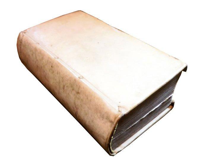 [Gospels, Glossary, Greek, Elzevier] Pasor 1632-64, 2 v - 7