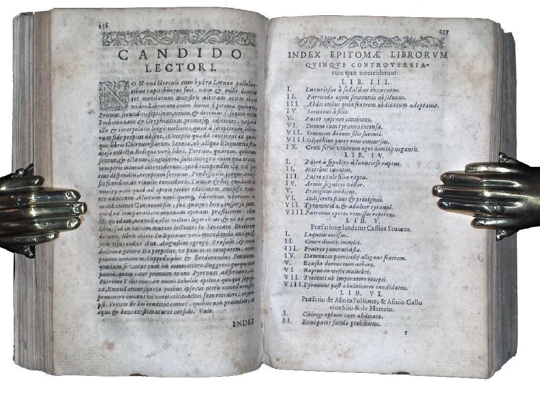 [Philosophy] Seneca, Opera, 1636 - 3