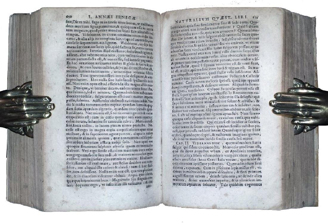 [Philosophy] Seneca, Opera, 1636 - 4