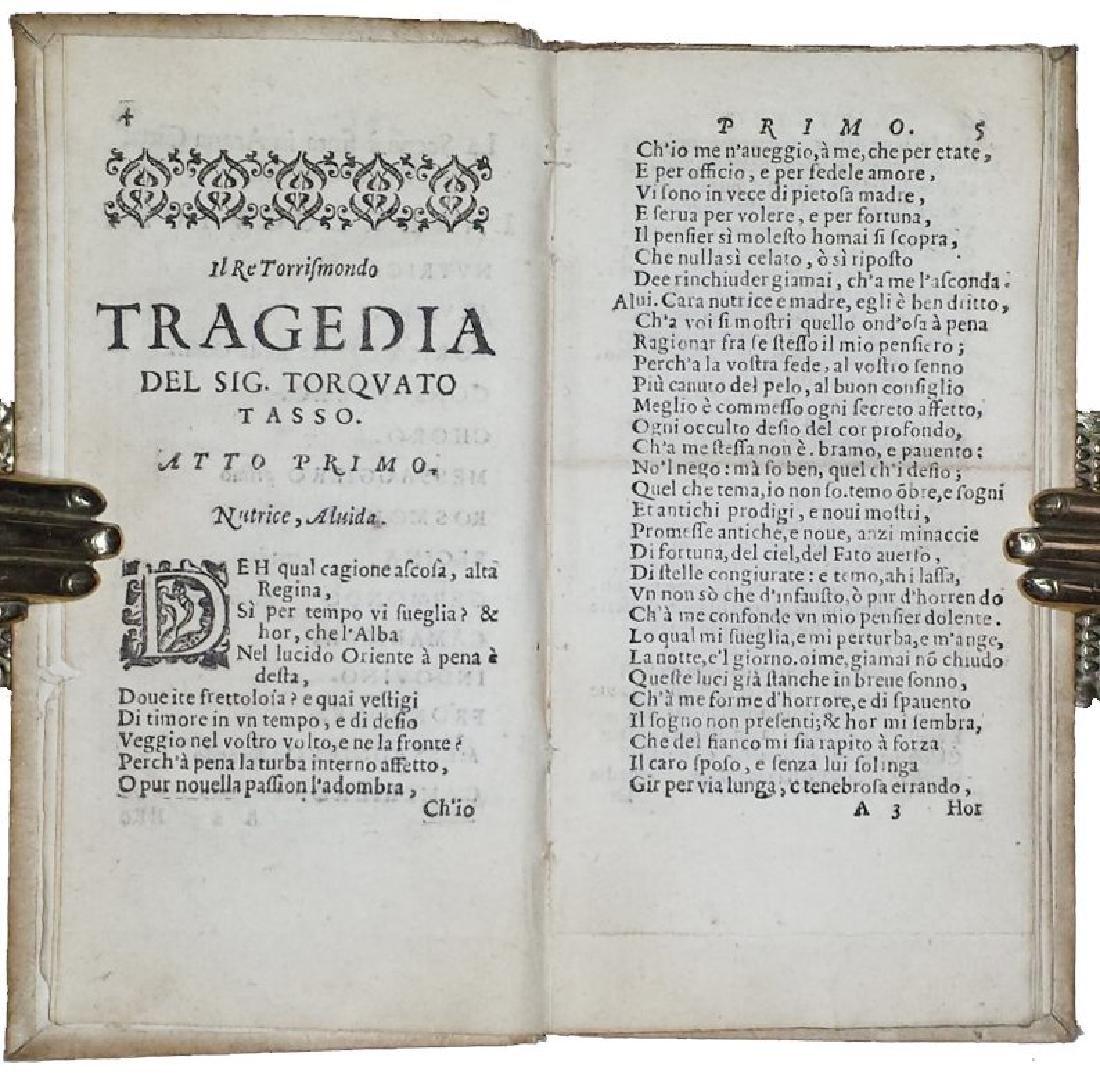[Renaissance Theatre, Tragedy] Tasso, Re, 1637 - 2