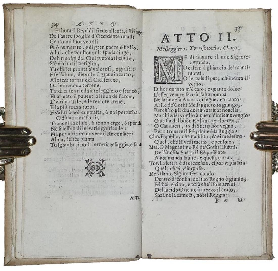 [Renaissance Theatre, Tragedy] Tasso, Re, 1637 - 3