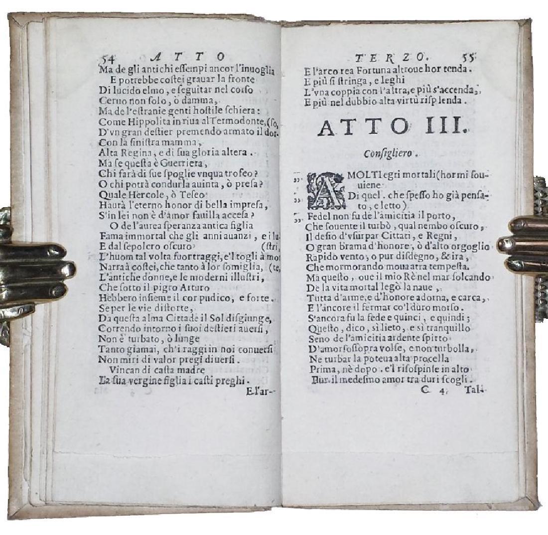 [Renaissance Theatre, Tragedy] Tasso, Re, 1637 - 4