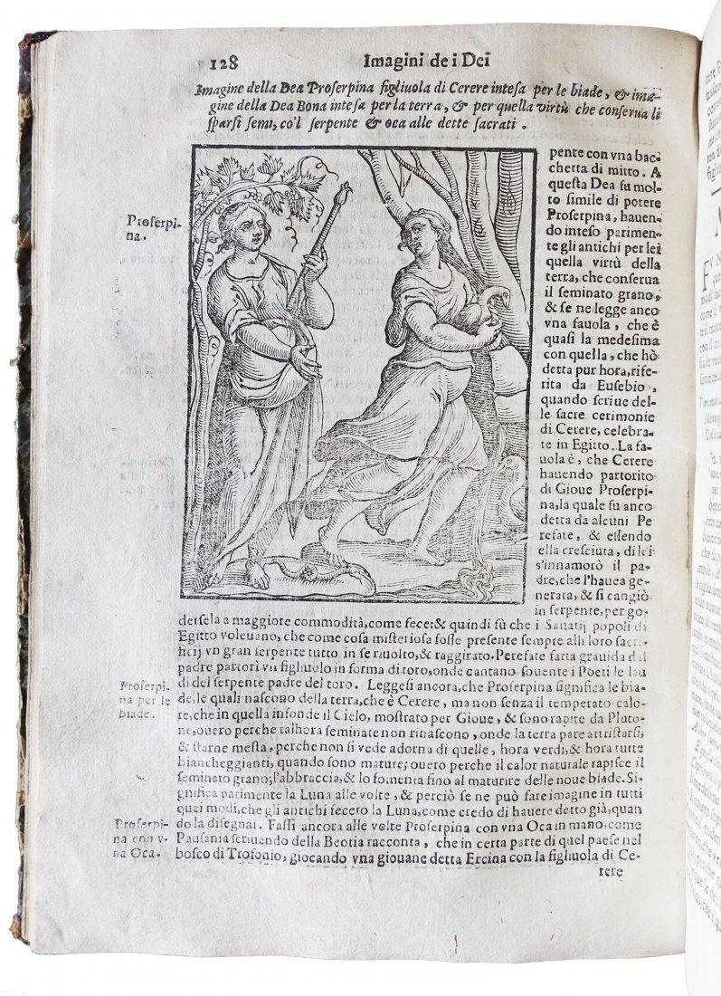 [Religion, Illustrated Book] Cartari, Immagini degli - 3