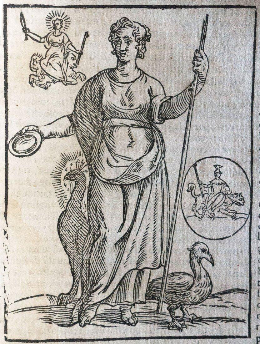 [Religion, Illustrated Book] Cartari, Immagini degli - 7