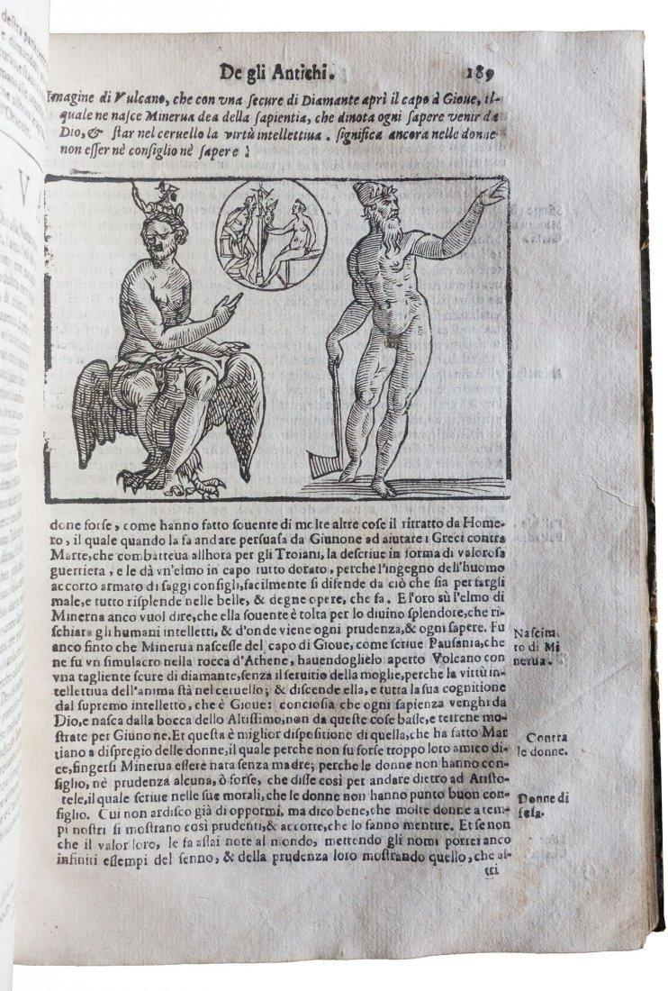[Religion, Illustrated Book] Cartari, Immagini degli - 9
