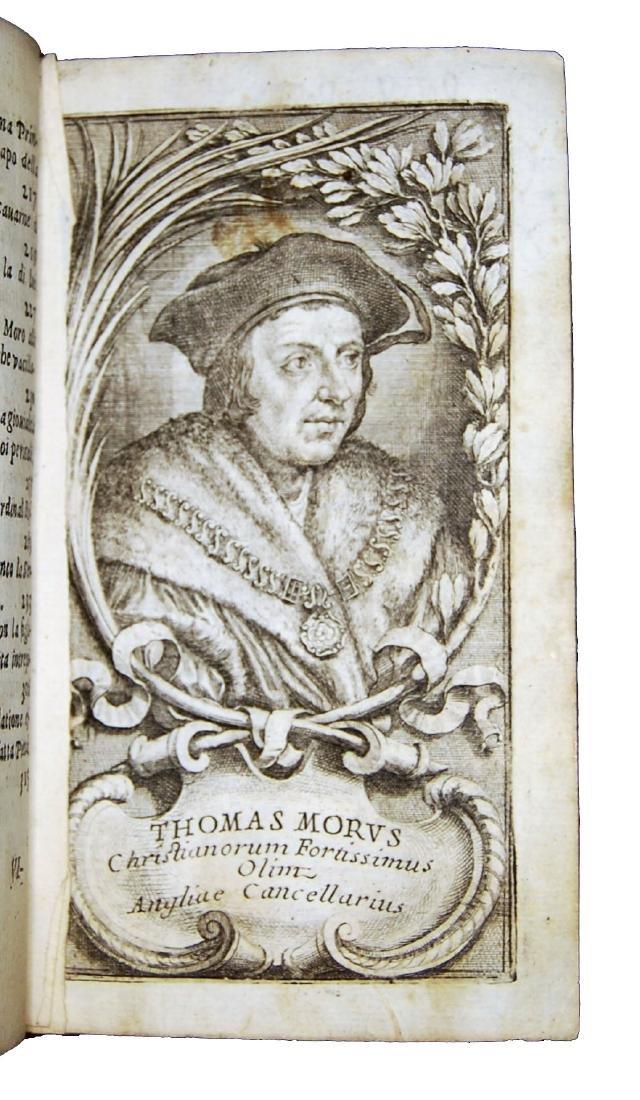 [Biographies, St. Thomas More] Regi, Vita, 1675 - 6