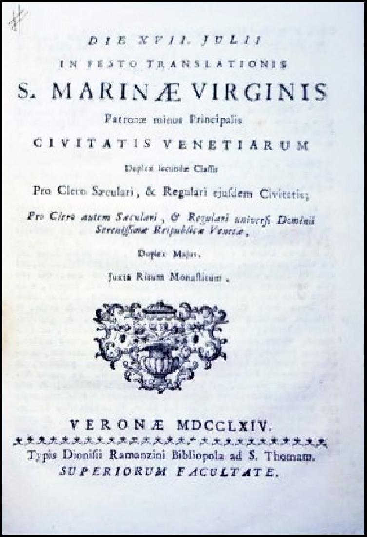 [Saints' Feasts] 19 plaquettes, 18th century