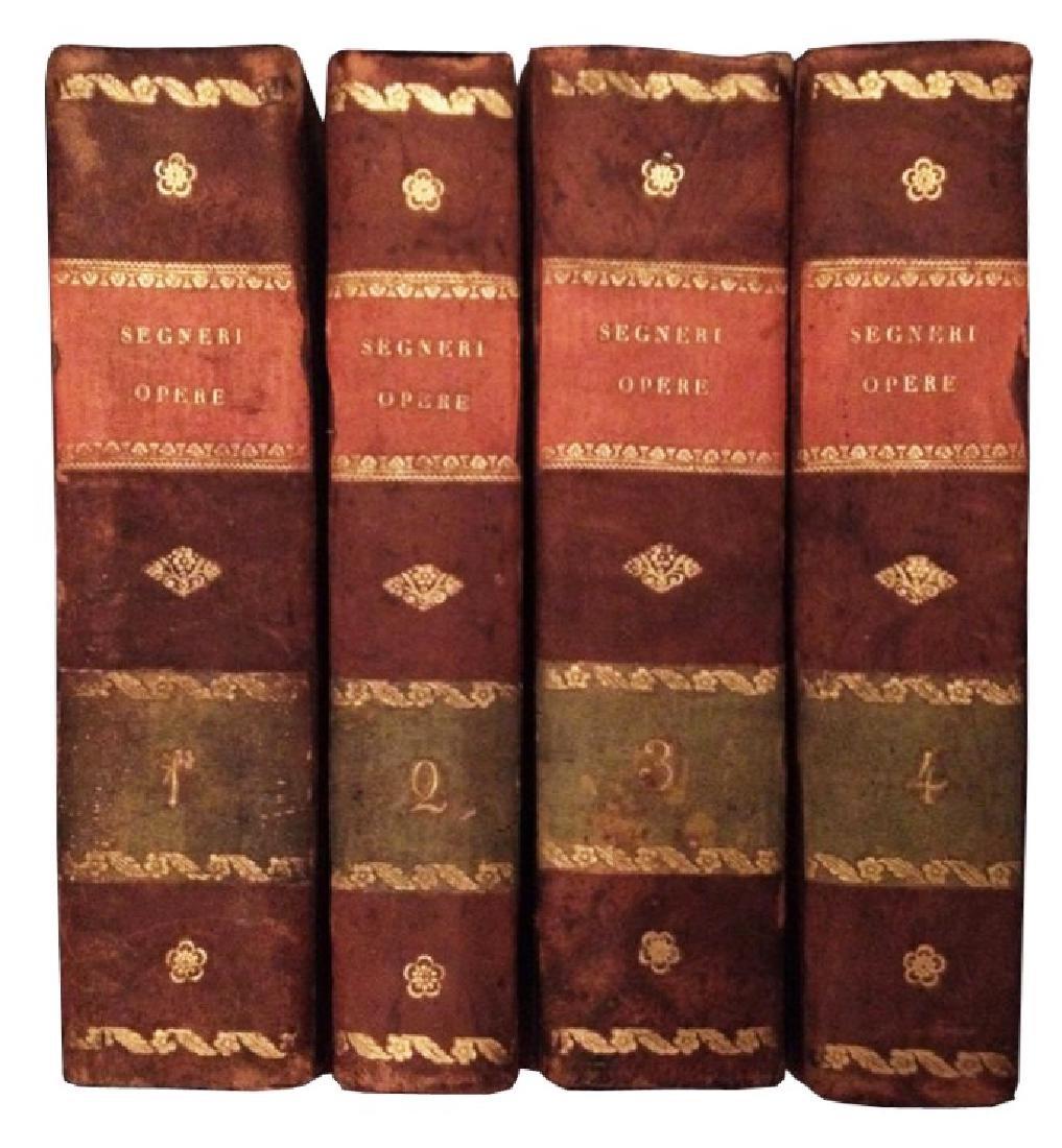 [Jesuits, Sources] Segneri, Opere, 1712