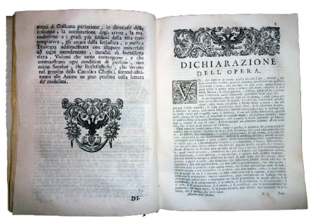 [Jesuits, Sources] Segneri, Opere, 1712 - 4