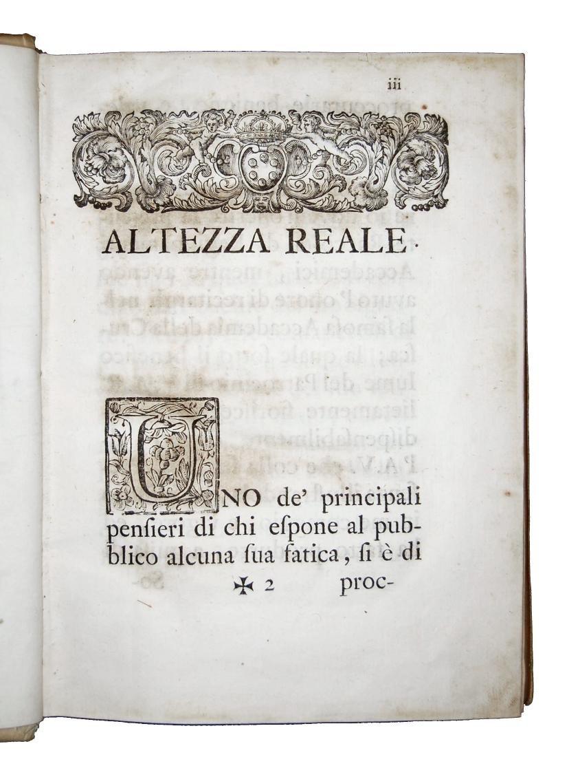[Prose, Tuscany] Salvini, Prose toscane, 1715 - 3