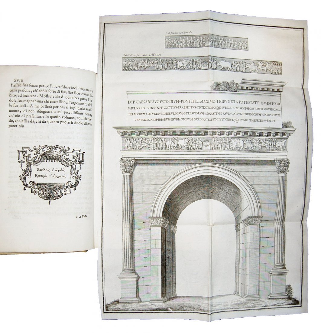 [Paleography] Maffei, Istoria diplomatica, 1727 - 3