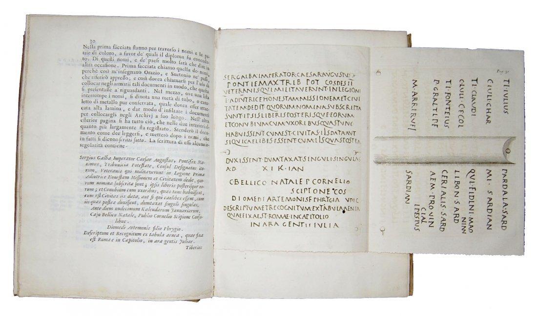 [Paleography] Maffei, Istoria diplomatica, 1727 - 5