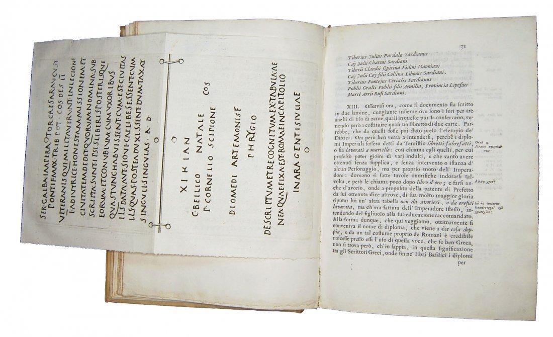 [Paleography] Maffei, Istoria diplomatica, 1727 - 6