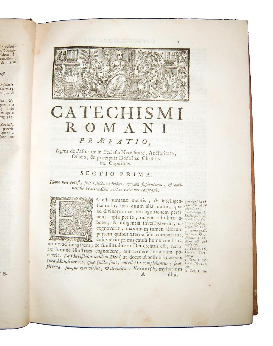 [Catholic Church, Catechism] Catechismus, 1727 - 4