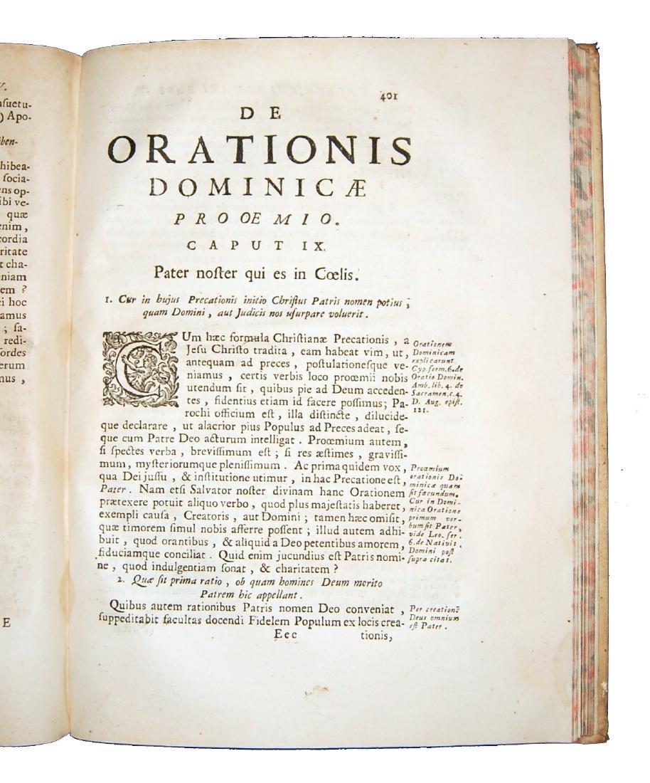 [Catholic Church, Catechism] Catechismus, 1727 - 7
