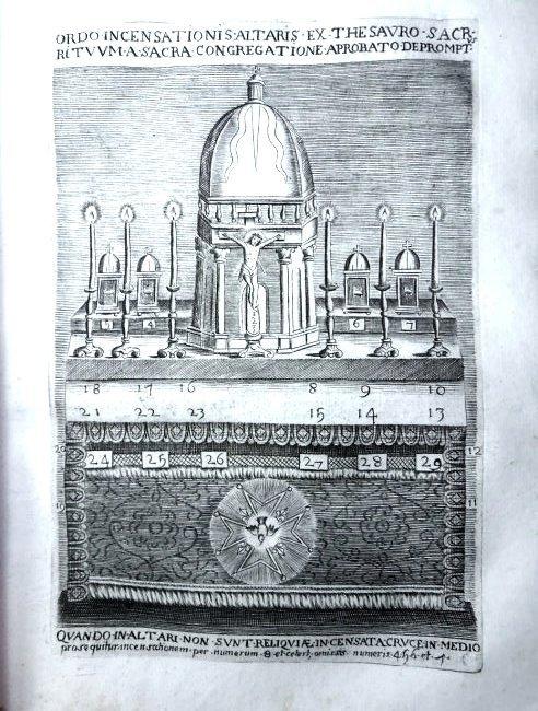 [Liturgy, Music] Bauldry, Manuale, 1734 - 3