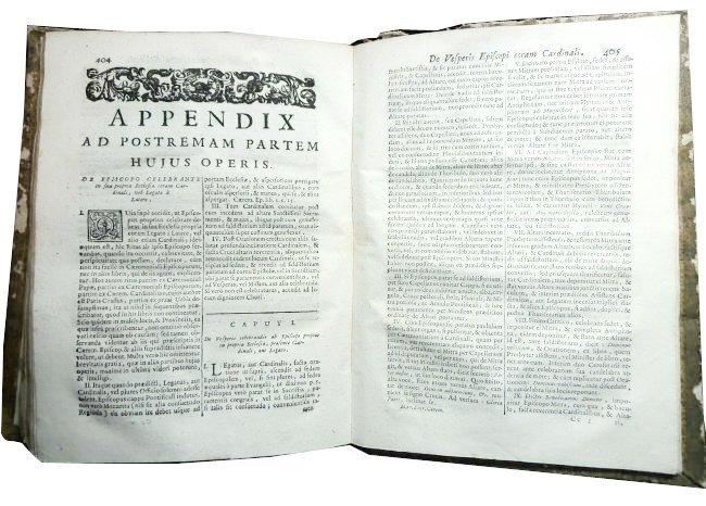 [Liturgy, Music] Bauldry, Manuale, 1734 - 6