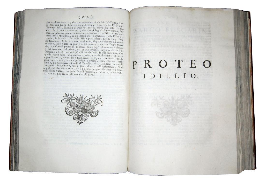 [Poetry] Conti, Prose e poesie, 1739-56, 2 vols - 3