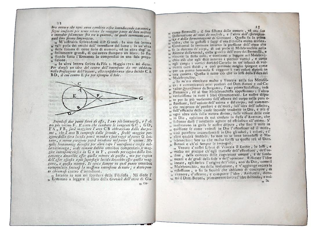 [Poetry] Conti, Prose e poesie, 1739-56, 2 vols - 6