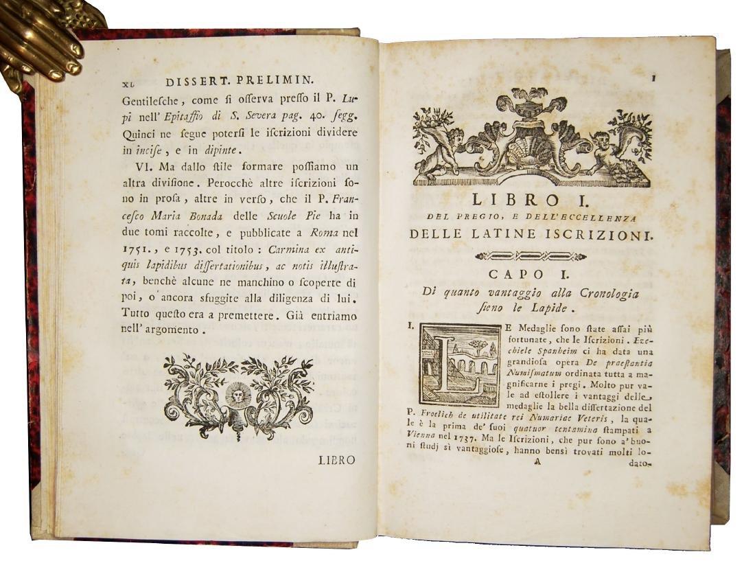 [Epigraphy] Zaccaria, Istituzione antiquario-lapidaria - 3